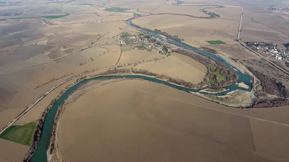 Thumbnail for Aerial Big River
