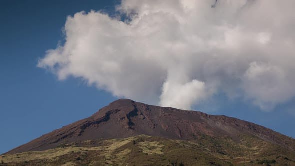 Thumbnail for Volcano sicily stromboli lava active italy mountain explosive smoke