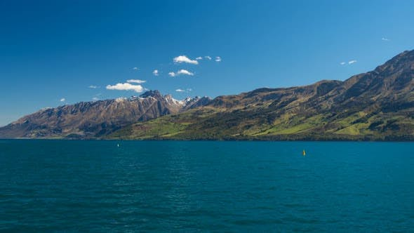 Thumbnail for Wakatipu Lake in Glenorchy, New Zealand