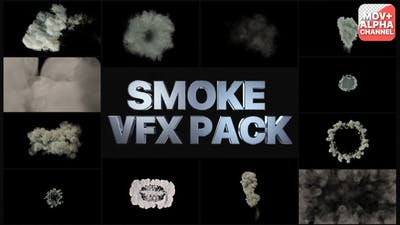 Smoke Pack   Motion Graphics