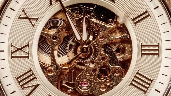 Thumbnail for Vintage Clock