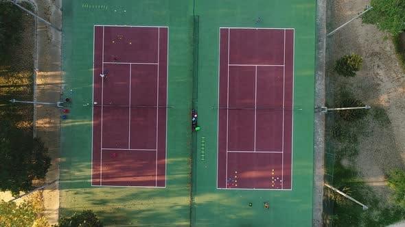 Thumbnail for Tennis Court