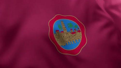 Cordoba City Flag (Spain)