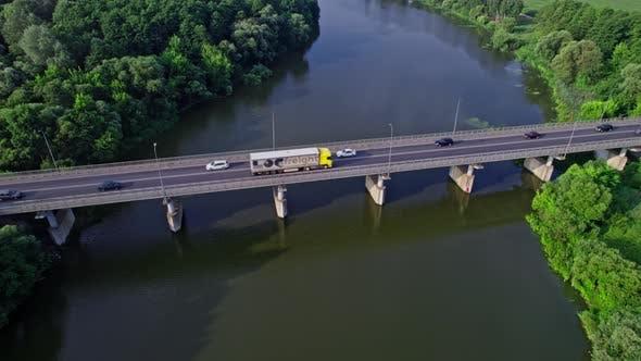 Car Traffic of Trucks and Cars