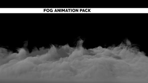 Animierter Nebel