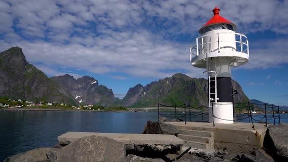 Thumbnail for Panorama Lofoten Archipelago Islands