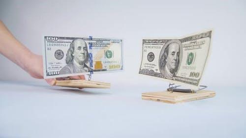 Credit money trap