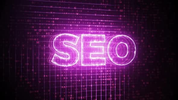Thumbnail for SEO Sign Creative Background