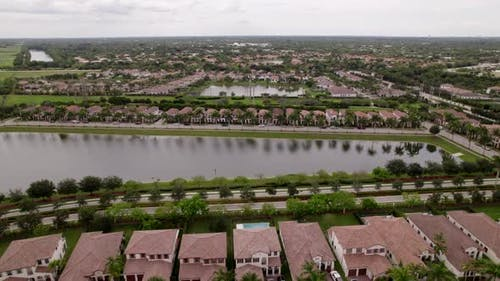 Residential Neighborhoods Cooper City Fl Usa