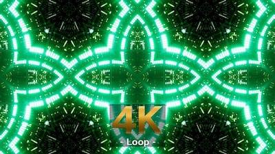 Moving Matrix Kaleidoscope 04