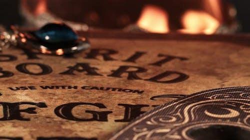 Witchcraft Spiritual Game Ouija Board 21