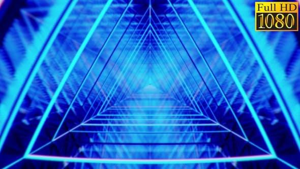Thumbnail for Retrowave Kaleidoscope Vj Loops Pack V4