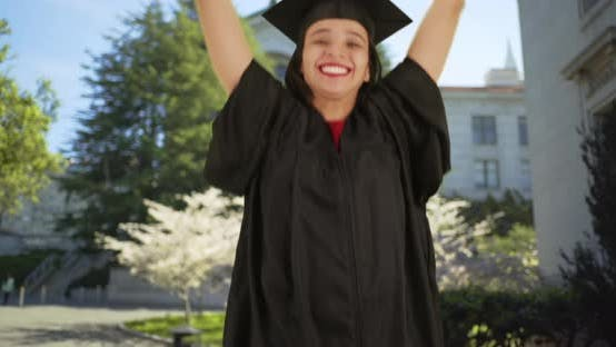 Thumbnail for First Generation Hispanic college graduate
