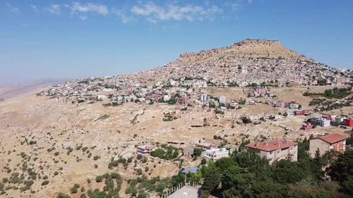 Aerial View of Mardin
