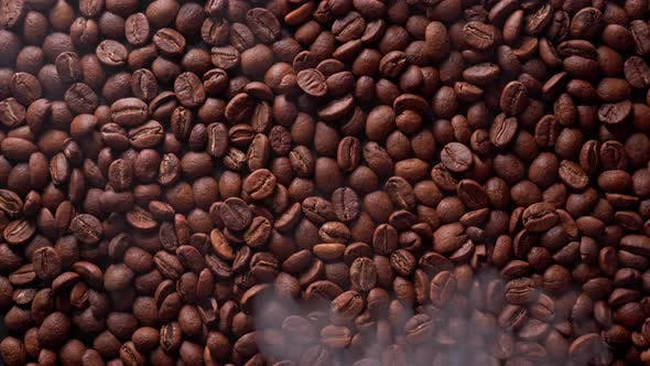 Thumbnail for Coffee Beans Are Roasting