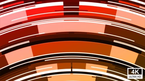Colorful Random Mixed Stripes Transition 4K 10