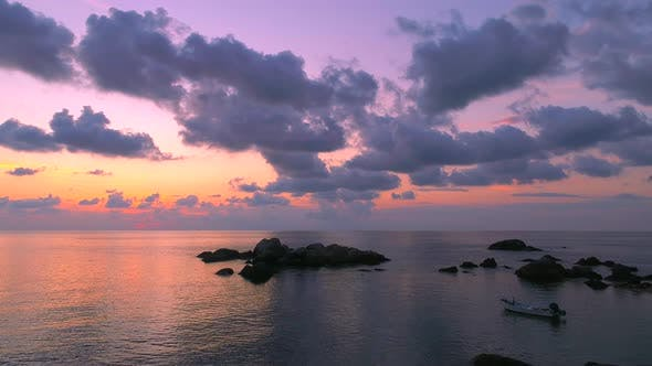 Cover Image for Sai Nuan Beach at Sunset