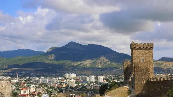 Genoese Fortress, Sudak, Crimea