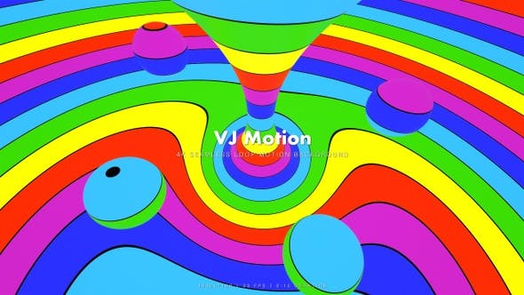 Thumbnail for Vj Torus Motion 5