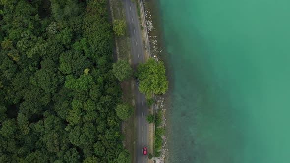 Thumbnail for Cars Near The Lake
