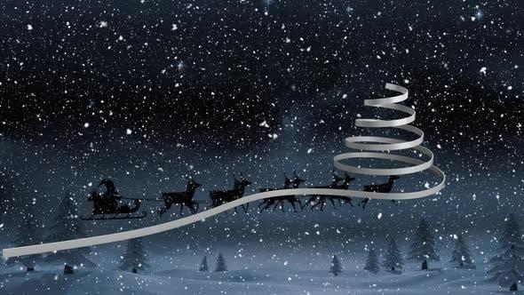 Festive Christmas time