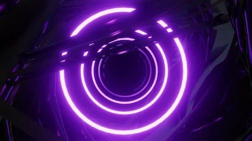 Annulus Metal Tunnel 04 HD