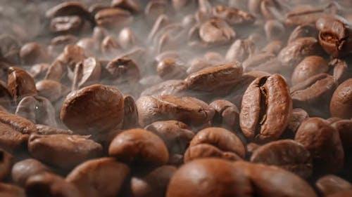 Close Up Seeds Coffee