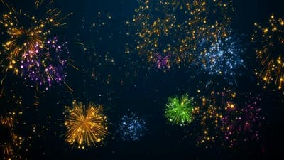Fireworks (With Alpha)