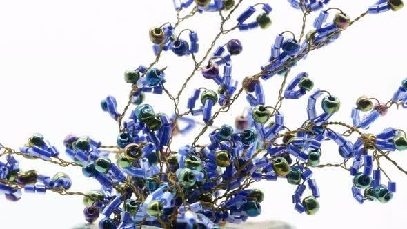 Thumbnail for Decorative Ceramic Vase on White Background