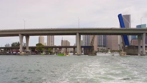 Bridges in Miami