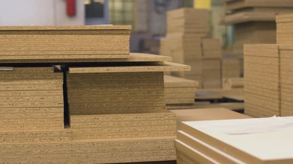 Thumbnail for Mdf Boards and Chipboards Storing at Factory 14
