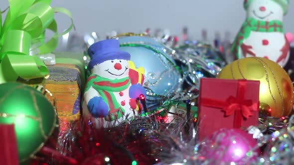 Christmas Gifts And Toys