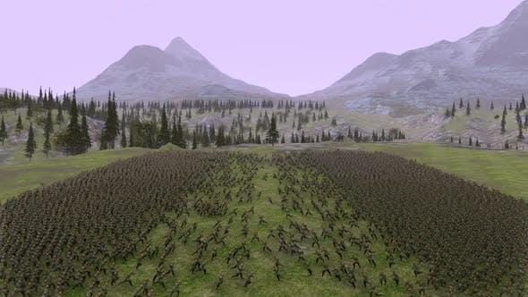 Thumbnail for Big World War Simulation