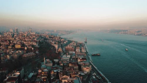 Istanbul Waterside Life