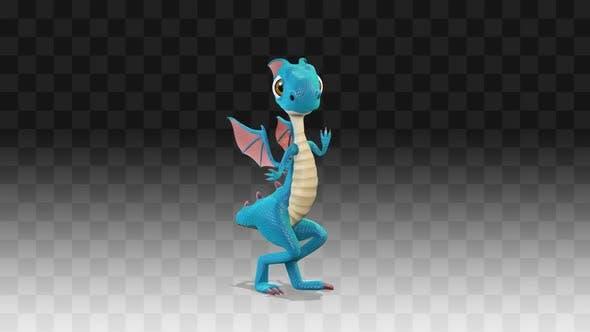 Dragon Dancing Flex Dance