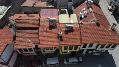 Ottoman House Aerial View