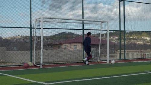 Goalkeeper Sport in Football