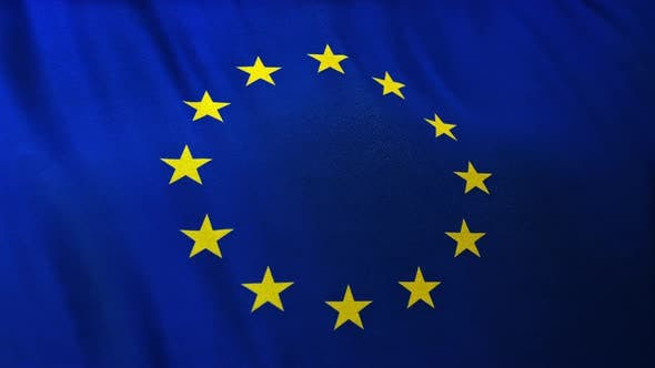 Thumbnail for Full Frame Flag of the European Union