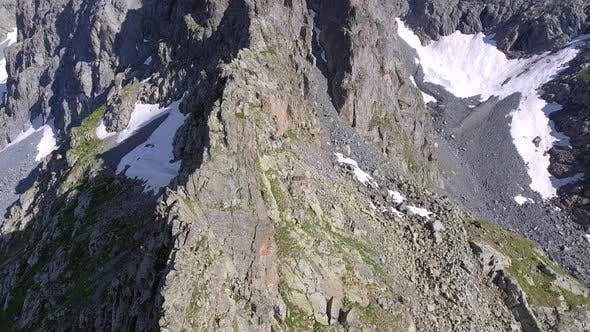 Thumbnail for Flying on the Sharp Mountain Ridge