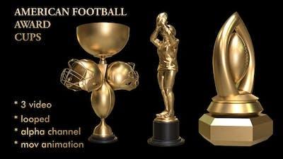 American Football Cups
