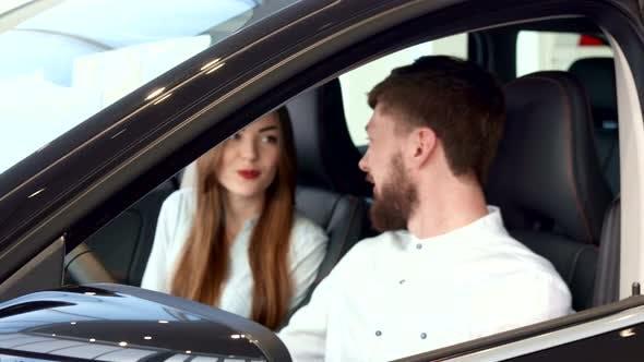 Thumbnail for Man Shows Car Key Through the Window
