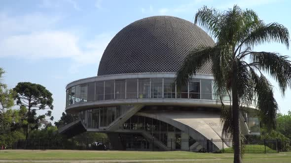 Thumbnail for Planetario Galileo Galilei in Argentina