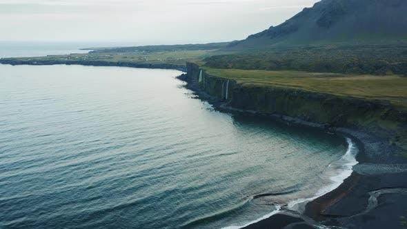 Snaefellsjoekull National Park Iceland