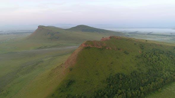 Thumbnail for Mountain Landscape in Khakassia