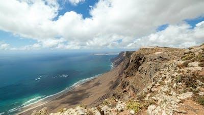 Lanzarote Panorama View