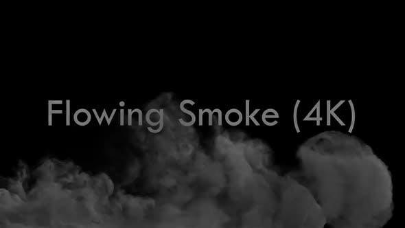 Thumbnail for Flowing Smoke - 4K