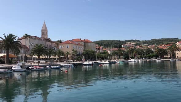 Thumbnail for Waterfront in Supetar on the island Brač
