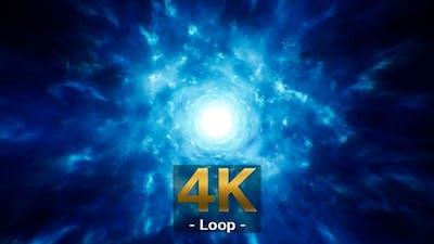 Blue Ice Energy 4K Loop