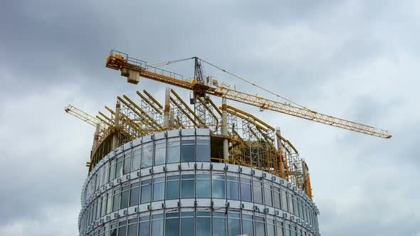Thumbnail for Construction of Modern Office Buildings