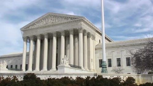 United States Supreme Court building, Washington DC